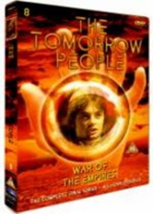 Tomorrow People, The - Series 8