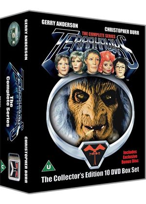 Terrahawks (Box Set) (Ten Discs)