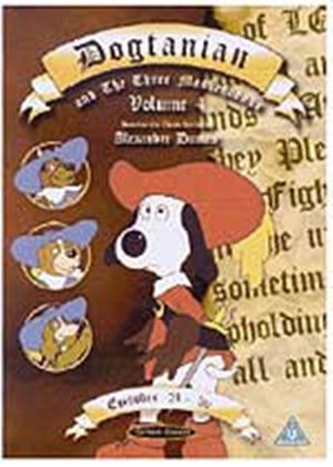 Dogtanian and The Three Muskehounds - Vol 4