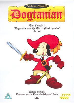 Dogtanian - The Complete First Series