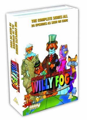 Willy Fog - Complete Collection