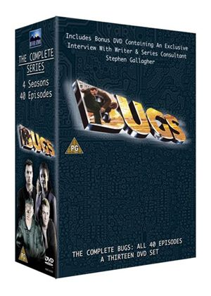 Bugs: The Complete Series 1-4