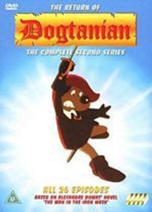 Dogtanian - The Complete Second Series (Animated) (Box Set) (Four Discs)