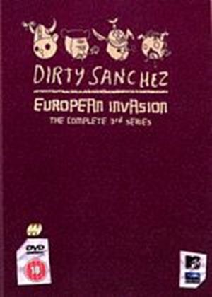 Dirty Sanchez - European Invasion - The Complete 3rd Series (2 Discs)