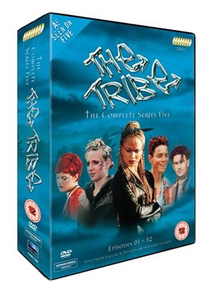 The Tribe - Season 5 (Seven Discs)(Box Set)(DVD)