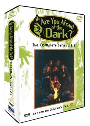 Are You Afraid Of The Dark  - Series 3 And 4 - Complete