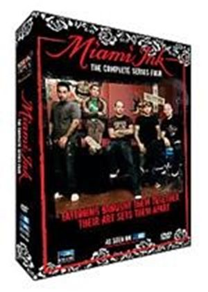 Miami Ink - Series 4