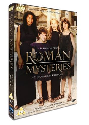 Roman Mysteries - Series 1 - Complete