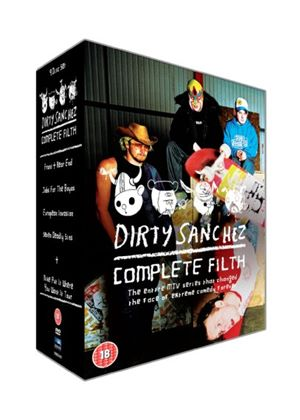 Dirty Sanchez - Complete Filth - Series 1-4