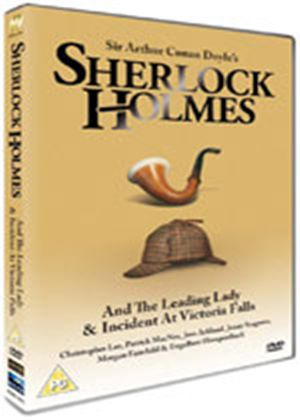Sherlock Holmes - Incident At Victoria Falls / The Leading Lady