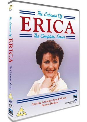 The Labours Of Erica – The Complete Series