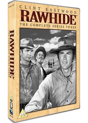 Rawhide – The Complete Series Three