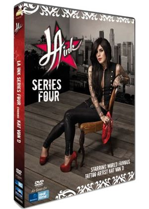 LA Ink – Series Four
