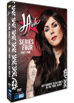L A Ink - Series 4, Part Two