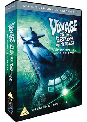 Voyage To The Bottom Of The Sea - The Complete Series Two