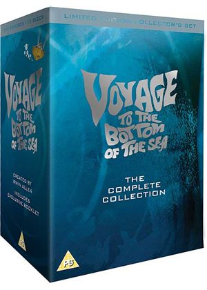 Voyage to the Bottom of the Sea: The Complete Series 1-4 (1968)