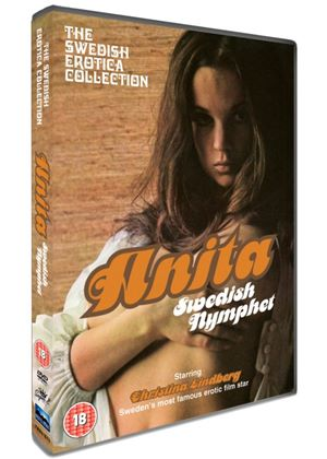 Swedish Erotica - Anita, Swedish Nymphet