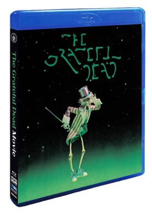 The Grateful Dead Movie (Blu-Ray)