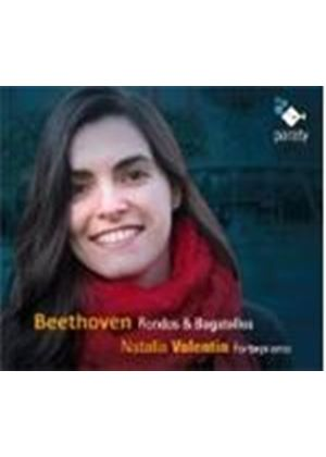Beethoven: Rondos and Bags (Music CD)