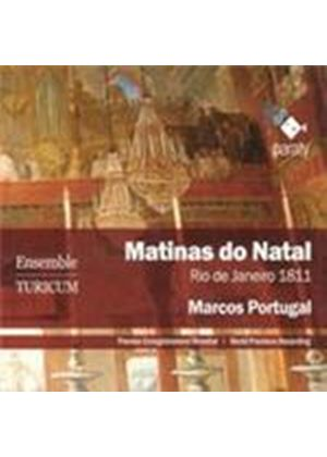 Portugal: Matinos do Natal (Music CD)