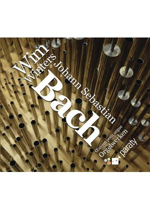 Bach: Oeuvres pour Orgue - Orgelwerken (Music CD)