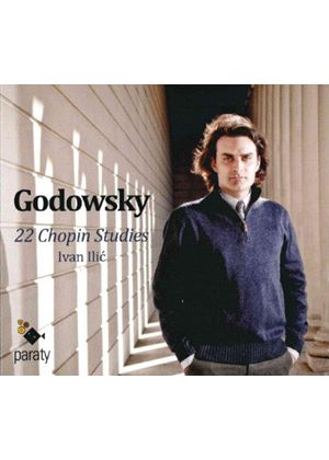 Leopold Godowsky: 22 Chopin Studies (Music CD)