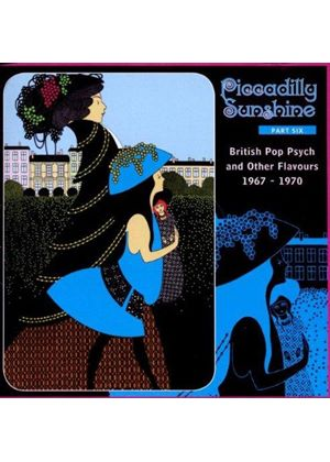 Various Artists - Piccadilly Sunshine, Pt. 6 (Music CD)