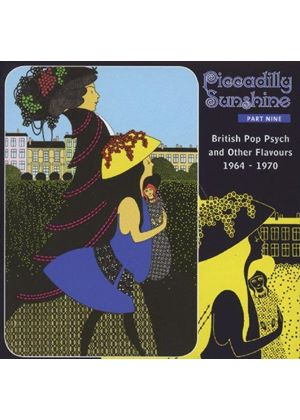 Various Artists - Piccadilly Sunshine, Pt. 9 (Music CD)