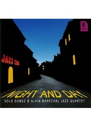 Alain Maréchal Jazz Quartet - Night and Day (Music CD)