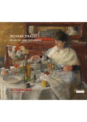 Richard Strauss: Music for Wind Instruments (Music CD)