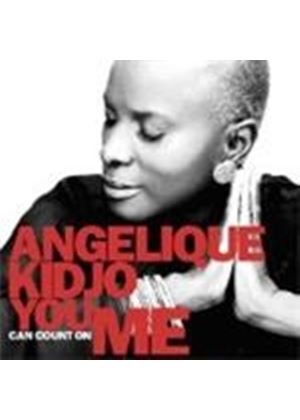 Angelique Kidjo - You Can Count On Me (Music CD)