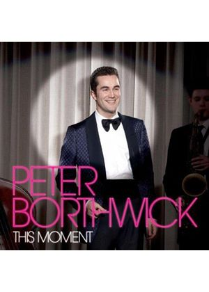 Peter Borthwick - This Moment (Music CD)