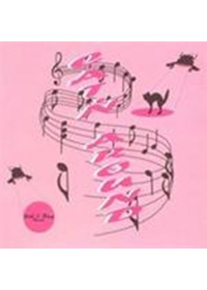 Various Artists - Cat'n Around Vol.1 (Music CD)