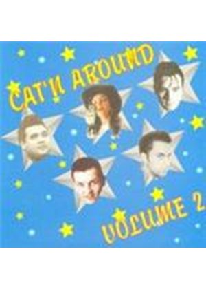 Various Artists - Cat'n Around Vol.2 (Music CD)