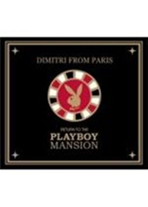 Various Artists - Return To The Playboy Mansion (Mixed By Dimitri From Paris/Limited Edition) [Digipak] (Music CD)