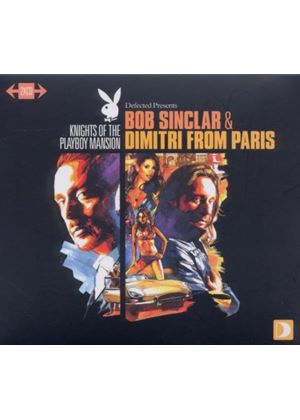 Various Artists - Knights At The Playboy Mansion (Mixed By Dimitri From Paris & Bob Sinclar) (Music CD)