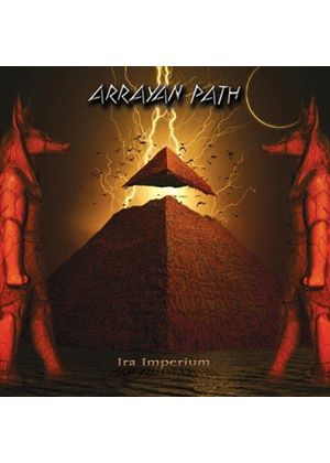 Arryan Path - Ira Imperium (Music CD)