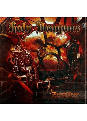 Holy Dragons - Zerstorer (Music CD)