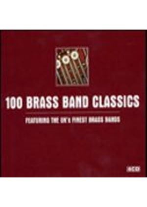 Various Artists - 100 Brass Band Classics (Music CD)