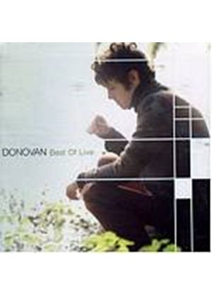 Donovan - The Best Of Live (Music CD)