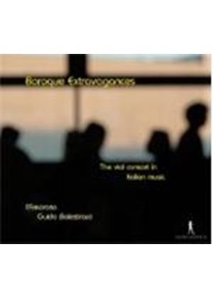 Baroque Extravagances (Music CD)
