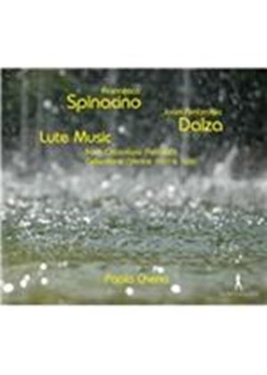 Spinacio, Dalza: Lute Music from Ottaviano Petrucci's Collections (Music CD)