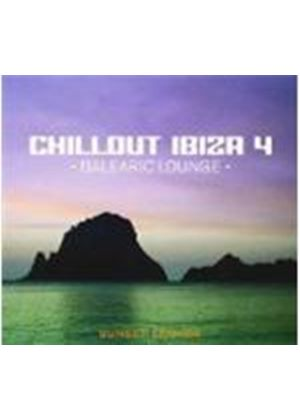Various Artists - Chillout Ibiza Vol.4 (Balearic Lounge) (Music CD)