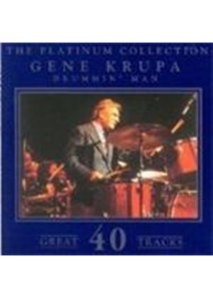 Gene Krupa - Drummin Man - The Platinum Collection (Music CD)