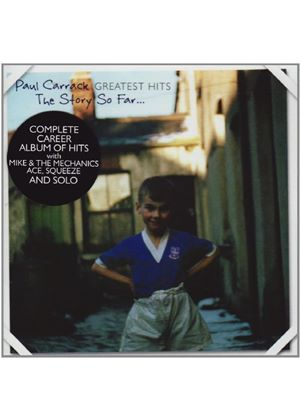Paul Carrack - Greatest Hits - The Story So Far (Music CD)