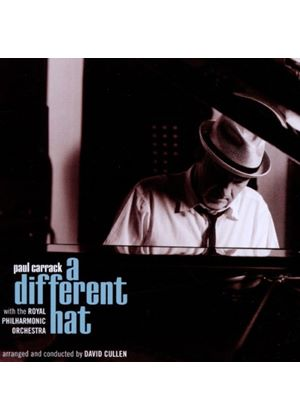 Paul Carrack - A Different Hat (Music CD)