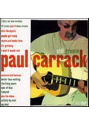Paul Carrack - Still Groovin (Bonus Dvd) (Music CD)