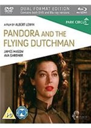 Pandora and the Flying Dutchman - Dual Format Edition (Blu-ray + DVD)