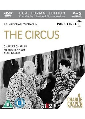 The Circus - Dual Format Edition (Blu-ray + DVD) (1928)