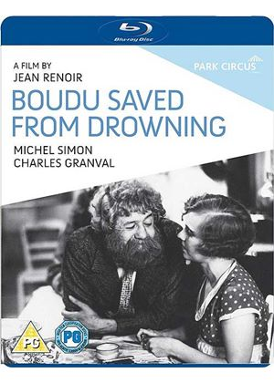 Boudu Saved From Drowning (Blu-Ray)